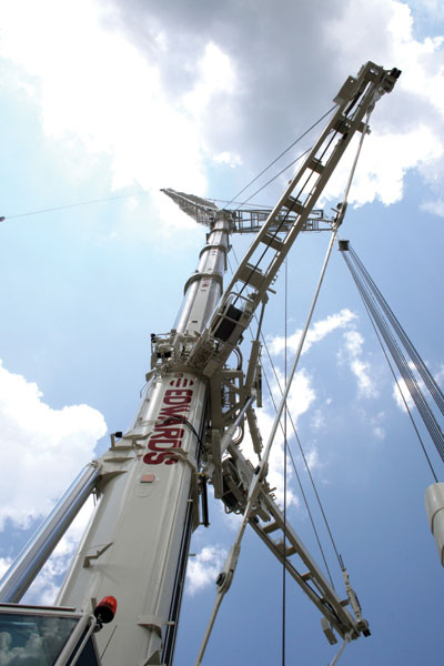 Edwards, Inc. - Hydraulic Crane Rentals