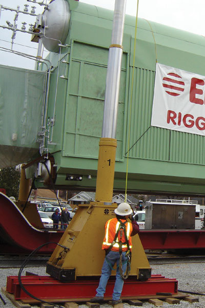 Edwards, Inc. - Specialized Rigging Services